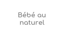 Code reduc Bébé au naturel